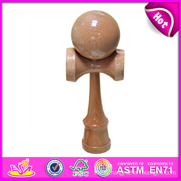 Outdoor Game Wood Kendamas, Kendama for Wholesale, Wholesale Kendama, Kendama Wholesale, Wooden Kendama Toy with 24*8*9.5cm W01A027