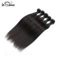 Leshine Gold Hair Vendor Cutícula Alineada Pelo Mongolia Remy Deep Wave Extensión del cabello humano