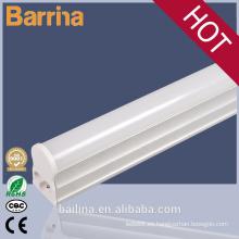 aluminio tubo 18W, intergrate reflector t5 led tubo luz 1200mm