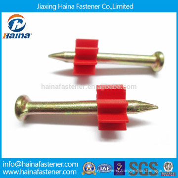 High strength carbon steel shooting nails