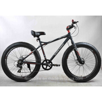 "26 ""* 4.0 Fat Tire Mountain Bike Snow Fahrrad (FP-MTB-FAT06)"