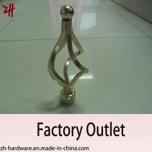 Factory Direct Sale Rod Pipe Window Curtain Rode Track (ZH-8013)