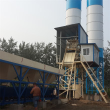 HZS35 modular small laboratory concrete batching plant price