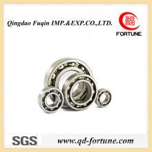 Chrome Steel Material OEM Deep Groove Ball Bearings 6310 Open