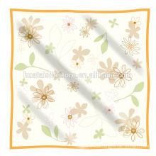 2014new design 100 xaile de seda pura da forma para o vestido de noite