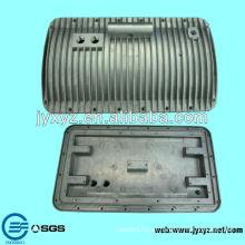 Disipador de calor de fundición a presión a troquel de aluminio