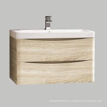 Gabinete de cuarto de baño moderno barato de los muebles de la venta directa de la fábrica