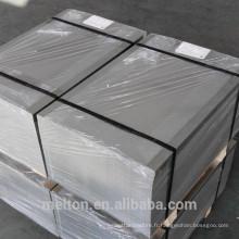 TH550 TH620 Laque et fer-blanc laminé