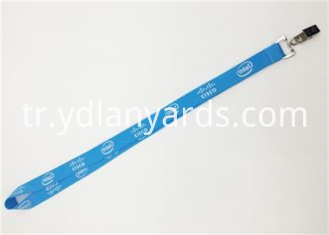 Silk Screen Lanyards