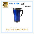 on Time Shipment Plastic Vacuum Personalized Travel Cup (SH-SC13)