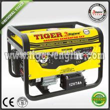 2.0KW-2.3KW 6.5HP générateurs d'essence Set TGF Serise TGF2600E Système de démarrage électrique