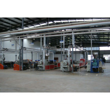 PVC WPC MACHINERY