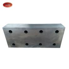 Fabricación de China buena placa de pescado de guía de precio guía