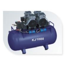 Oil Free Low Noise Dental Air Compressor (KJ-1000)