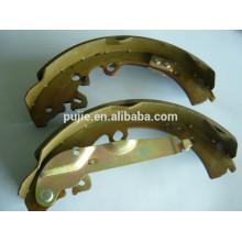 Car spare parts auto brake shoe japan