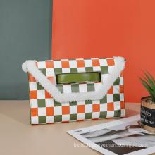 Wholesale Personalized Pu  Evening Party Bag Ladies Clutch Bag