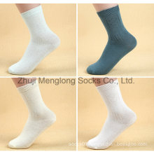 Basic Style Solid Children Cotton Socks