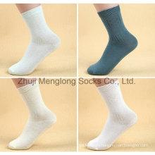 Основной стиль твердых детей хлопчатобумажные носки
