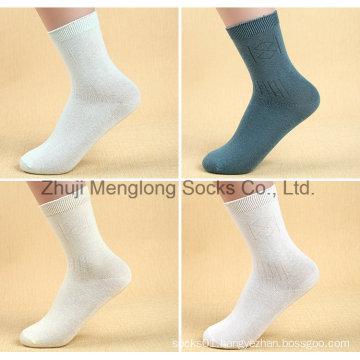 Basic Style Solid Children Cotton Socks