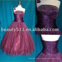 Dernier robe de soirée exquise, robe de soirée, robe de soirée JM021