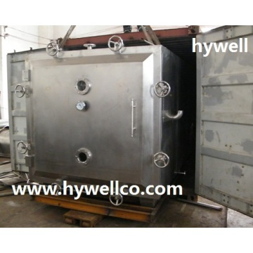 High definition Cheap Price for Square Shape Vacuum Dryer Low Temp Drying Oven supply to Greece Importers