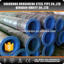 DIN EN 10220 SSAW tubo de aço espiral soldado