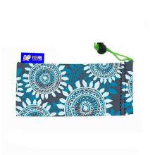 New Products custom printed pouch /microfiber cloth bag for glasses