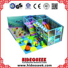 Barato patio de juegos para niños pequeños para supermercado