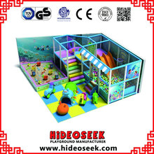 Cheap Small Children Indoor Playground for Supermarket