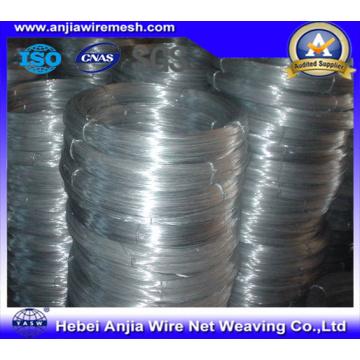 Cable de hierro galvanizado eléctrico