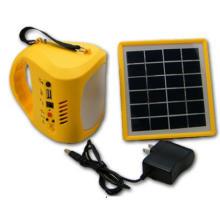 Ce RoHS Aprovado Lanterna de Acampamento Solar de Alta Qualidade e Preço Barato para o Mercado da Índia (ODA-202/203-R)