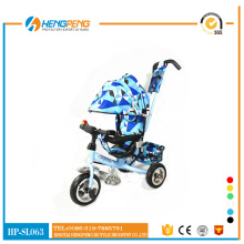 Blue Color Baby Tricycle for Russia Market