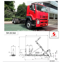 Isuzu 6x4 Refuse & Garbage Trucks