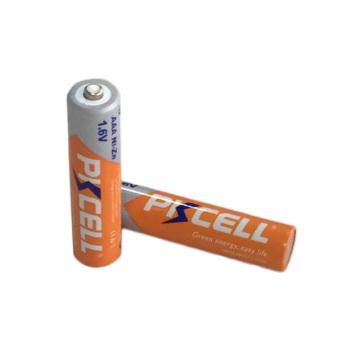 Baterias recarregáveis de NI ZN AAA 1.6V 900mwh para o rádio de Digitas
