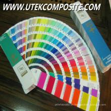 Pasta multicolor para productos FRP