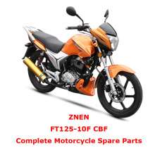 ZNEN FT125-10F CBF Complete Motorcycle Spare Parts