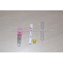 Dia.19mm cosméticos tubos de plástico vacíos