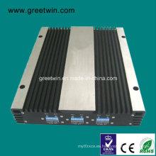 20dBm 4G Lte 800MHz + Egsm + 1800MHz + 3G Repetidor de la señal de cuatro bandas