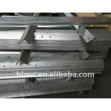 transmission material, 33kv galvanized crossarm