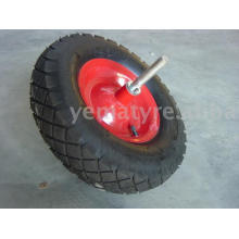 rueda neumática