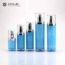 Пластиковая бутылка для лосьона для тела для косметической упаковки
