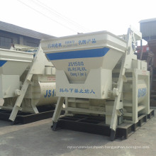 High Quality Advanvced Electric Control Js1500 Construction Machine Concrete Mixers