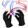 Promocja Party Rave Led Finger Led Glowing Gloves