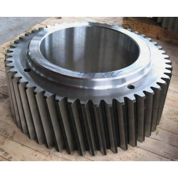 Hot-sale Product Large C45 Steel gear