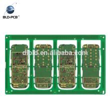 Carte de circuit imprimé de carte PCB rigide montée sur véhicule