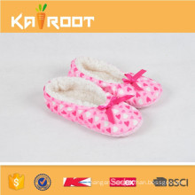 top quality suede sole dance shoes for girls