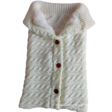 Wholesale100% polyester  Flannel Fleece veboa white Baby Sweddle Blanket blankets for Baby Beding