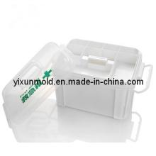 Molde de botiquín de primeros auxilios de plástico para el hogar