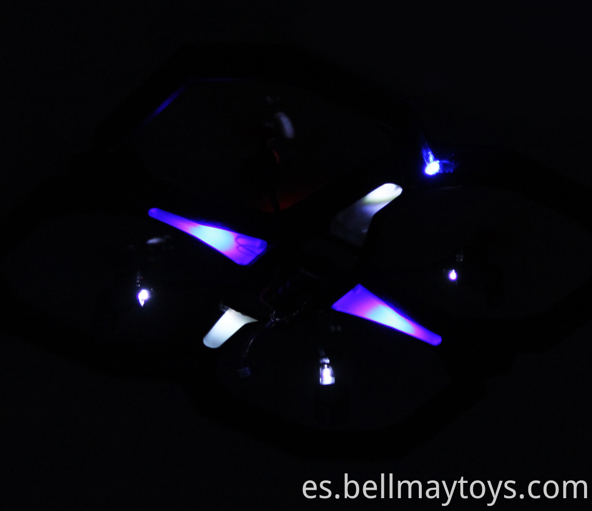 360 Degrees Rolliong Drone With Camera