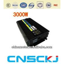 Inversor de energia de onda sinusoidal puro 3000W - 12V / 24V / 48V a 110V / 220V